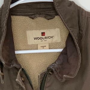 Woolrich Wool Lined Women's Winter Jacket Jacket M